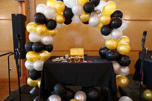 Gold and Silver Community Fundraiser