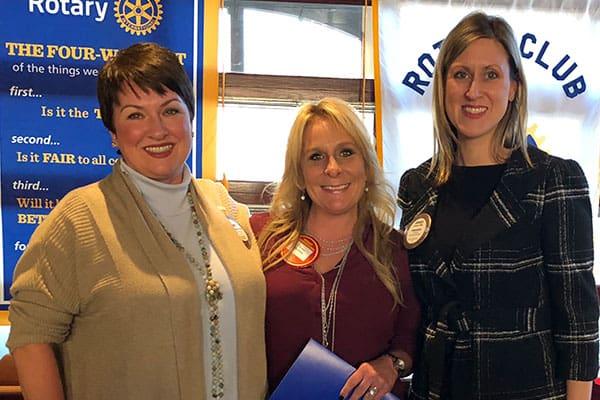 New Rotary Members